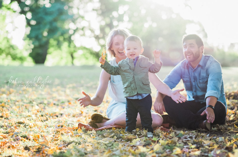 Whitney Family | Portland Family Photography